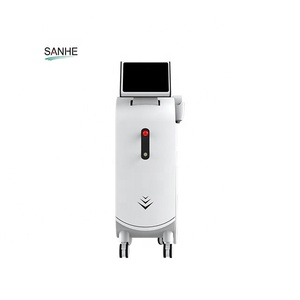 Honor Ice mixed wavelength diode laser hair removal 808nm with medical ce and ce approved
