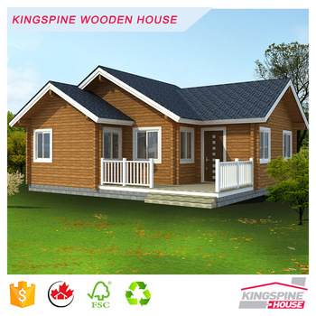 Prefabricated Wooden House Price Build A Log Cabin