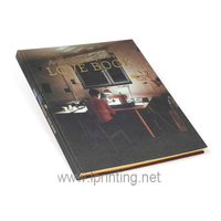 OEM Factory Professional Custom Printing High Quality Hardcover Books