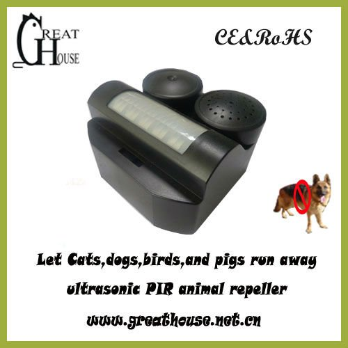 Powerful PIR Animal Repeller-Anti Pig and Dog