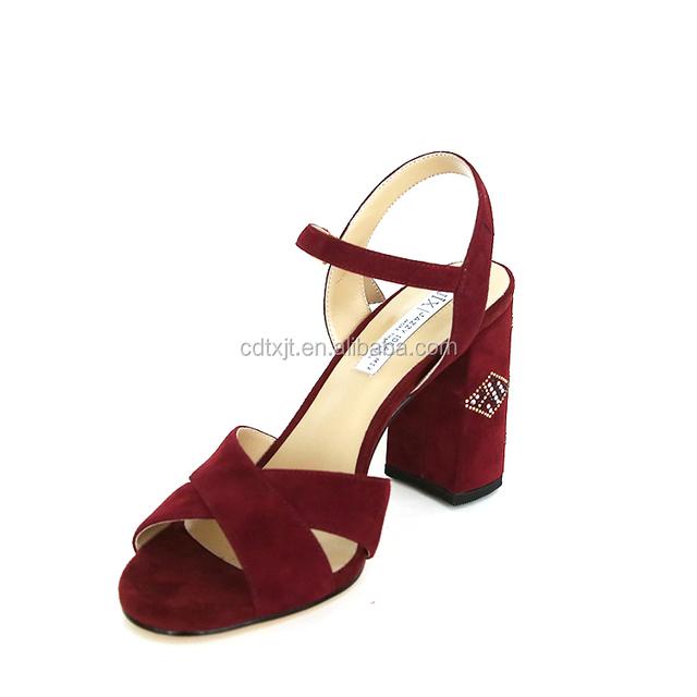 42bcb6864d502 Women shoes new arrivals 2017 high heels sandal summer shoes