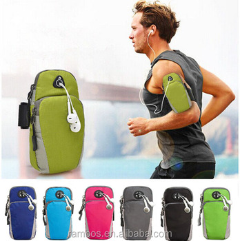 Ing Sports Armband Case Running Bag Cover Jogging Pouch For Sony Z2 Z3 Z4 Huawei
