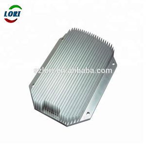 50W high power LED aluminum extrusion/extruded linear heatsink for high bay lights