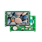 STONE 4.3 inch TFT LCD Module with UART RS232/RS485/TTL interface HMI solution