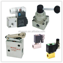 solenoid throttle valve stainless steel saddle valve tapered seat valves
