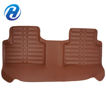 Eco-friendly Full Set For Private Custom Cars 5D Car Pvc Floor Mat