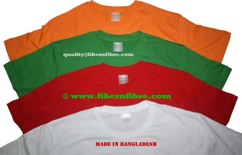 T Shirts from Bangladesh Knitwear Manufacturers