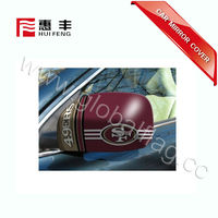 San Francisco 49ers Auto Wing Mirror Cover Flags