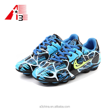 factory custom made OEM high quality men soccer football shoes