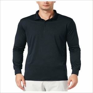 Mens Polo Size S M L Xl 2Xl 3Xl 4Xl 5Xl Work Golf Polo T-Shirts Top Men'S Brand No Name Black Polo Men