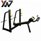 New design strength training flat gym bench incline decline bench press