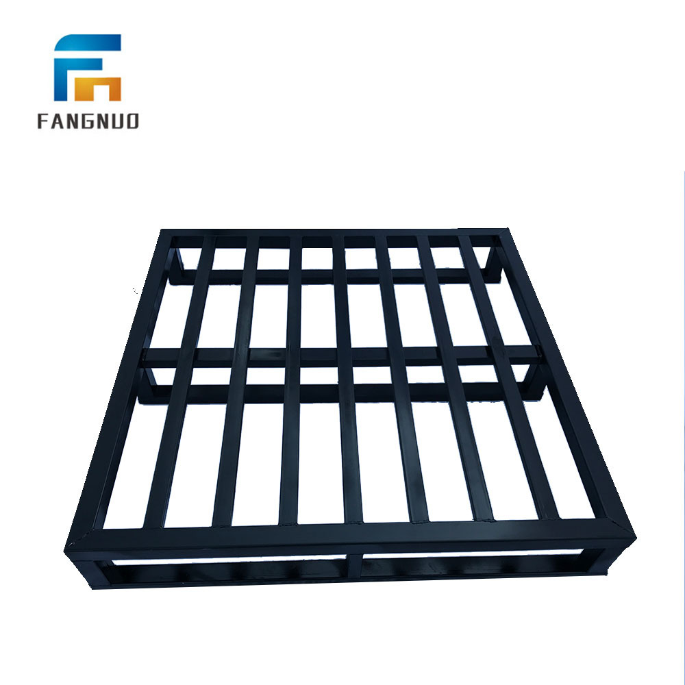 Provide drawing logistic equipment galvanized steel pallet