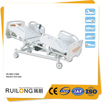 high quality electric bed clinical bed 5 motors for patient home care