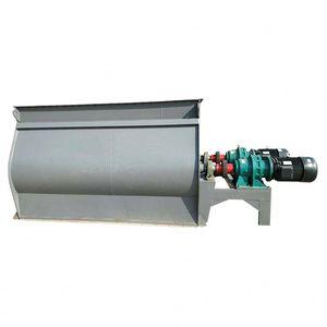 High mixing speed weightless paddle mixer machine