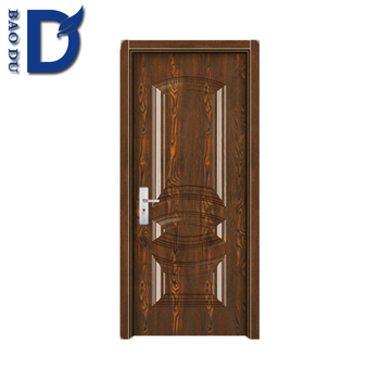 American Steel Interior Door Baodu Factory House Copper Entry Doors