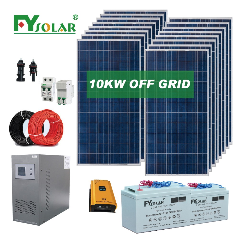 High efficiency 10kw 5kw 3kw solar power system for residential solar <strong>energy</strong> also called home solar system complete