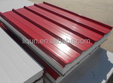Los precios de cubierta panel sandwich con aislamiento for Panel sandwich aluminio