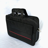 Factory Wholesale Waterproof 210D Polyester Computer Laptop Bag For Travel