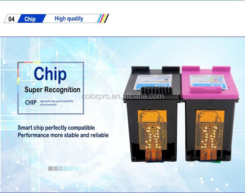 how to reset hp 2050 deskjet ink cartridge level