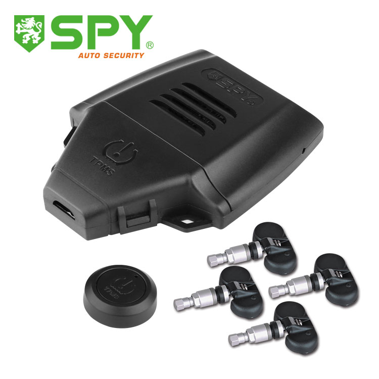 Spy DIY DVD tpms, hud tpms tire pressure monitoring system