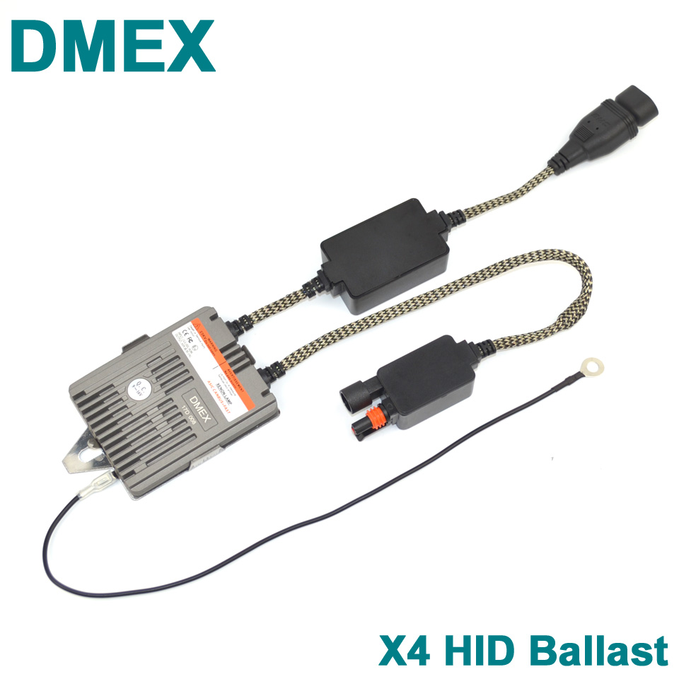 New OEM BMW 3 4 5 Series X3 X4 X5 Z4 Xenon Ballast to Bulb HID Cable Cord Wire