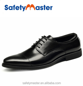 Safetymaster high quality police officer shoes for men
