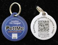 New design silencer led dog tag with great price