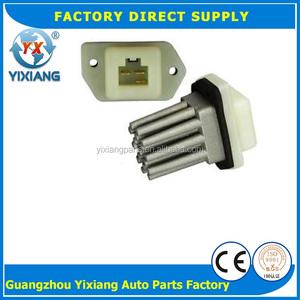 Blower motor resistor for Nissan Tiida Sunny Bluebird/ Skoda  27150ED70A-A128 27150ED70AA128 277619w100-A128