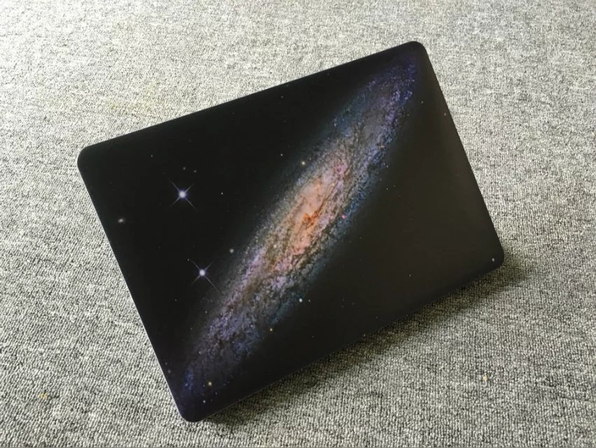 Laptop 3D Galaxy Universe Planet Cover For Macbook Air Pro Retina 13 15 11 1706 1708