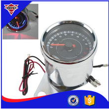 Chopper Motorcycle LED Backlight Tachometer Speedometer Gauge for JIALING-70
