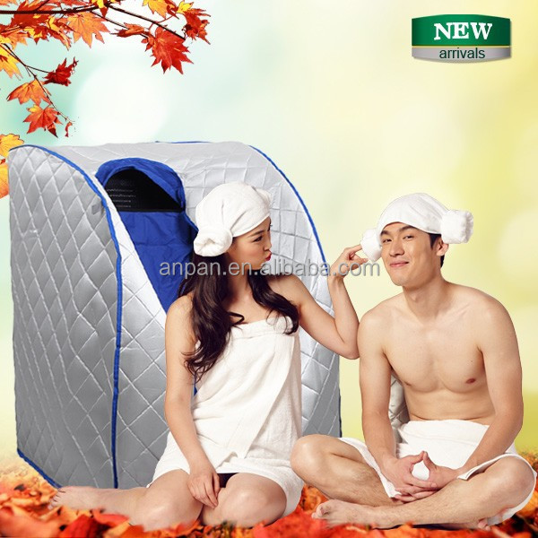 2015 FIR Therapy Equipment Sauna ANP-329TMFL Infrared Portable Sauna