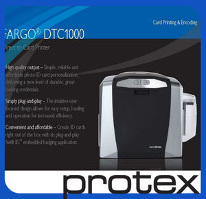 Fargo DTC1000 card printer with best price