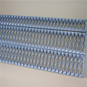 anti slip walk grating sheets / metal step grips decking