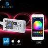 Free APP WiFi,new launched products 0-100% brightness rf remote led pwm dimmer for rgb led strip 12v