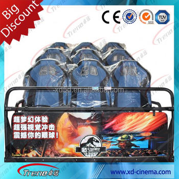 5d animation movies cinema theater equipment for sale
