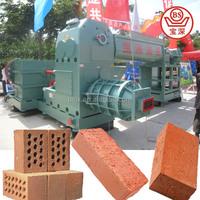 Best vacuum Extruder clay brick machinery/vacuum extruder