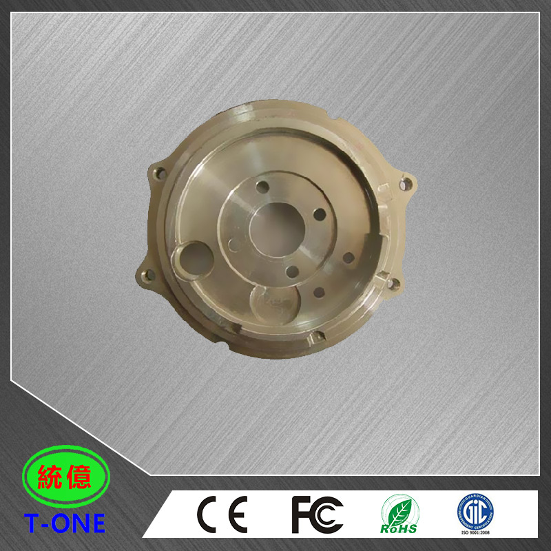 Precision turning parts manufacture die casting cnc machining part