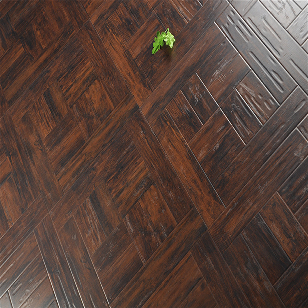 4-ply Structure Soundproof laminate Parquet flooring