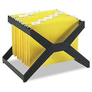 DEFXR206 - Deflect-o Desktop Hanging File X-Rack