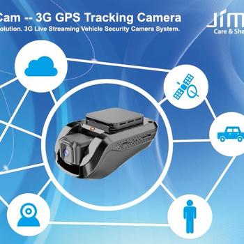 JIMI JC100 Car Taxi gps tracking system Camera 1080P Dual Camera Live Video  View Free APP Web Platform dash cam, View dash cam, JIMI Product Details