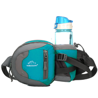 Fashion Design Multifunction Cycling Bag with Kettle Biking Hiking Bottle Holder Waist Pack Hydration running belt