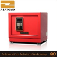 Good rating ideal digital lowest price deposit equipment rigid steel box safe module China jewelry security locker