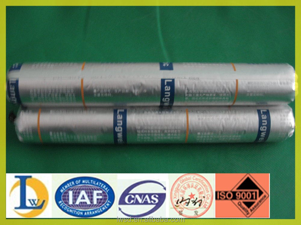 Waterproofing Construction Joint Polyurethane Sealant Packaged by 600mL Sausage