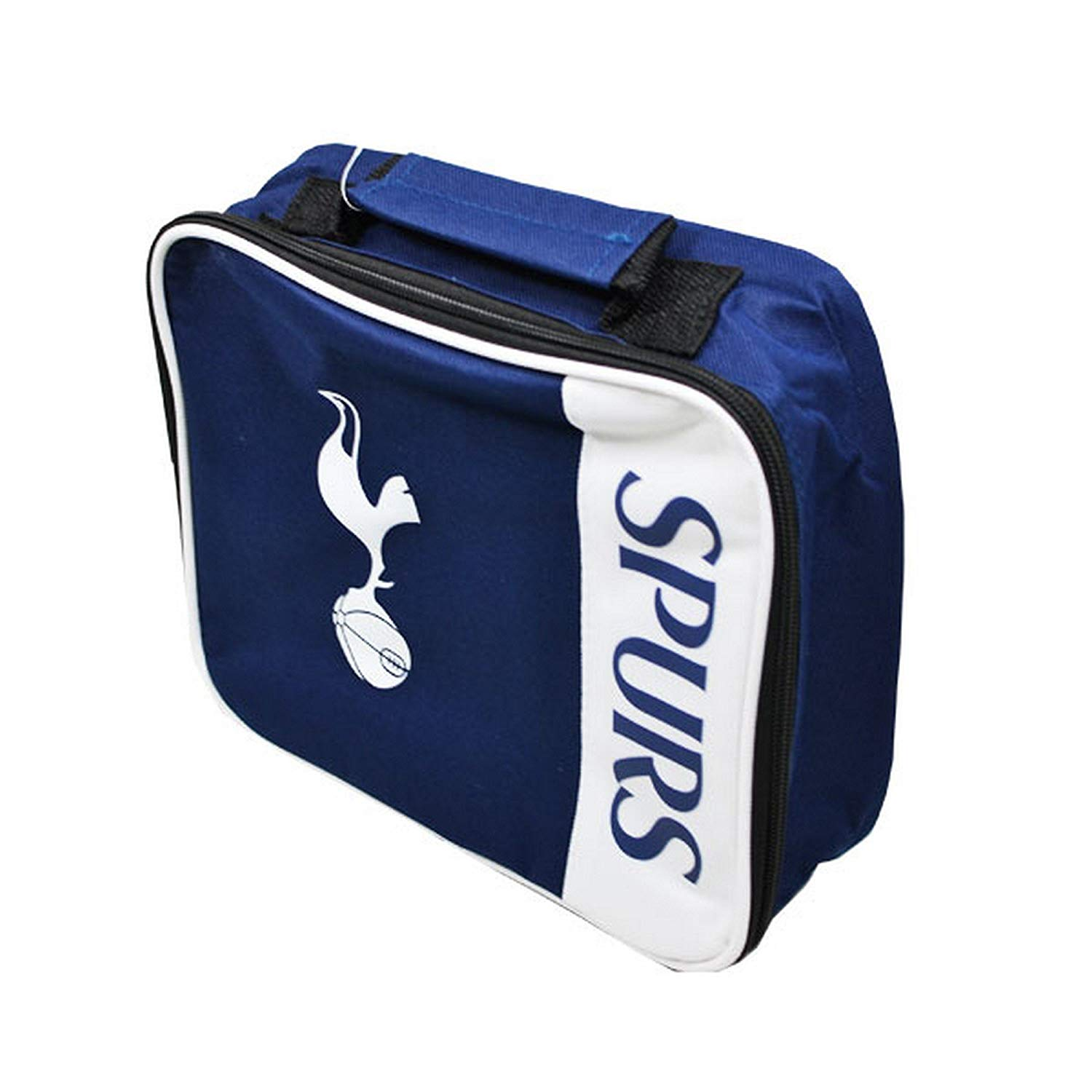 d483996c28 Tottenham Hotspur FC Childrens Kids Official Wordmark Insulated Lunch Bag (One  Size) (