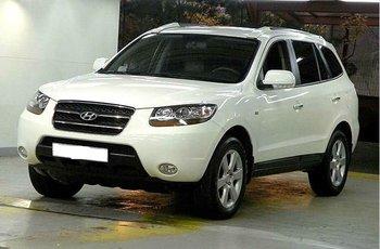 Hyundai Santa Fe 2009 Model