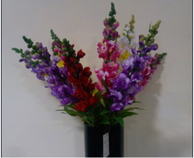 Acrylic Art Deco Flower Arrangements In Chinese New Year