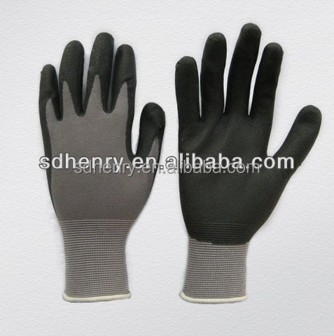 ultrafine foam nitrile coated working <strong>gloves</strong>