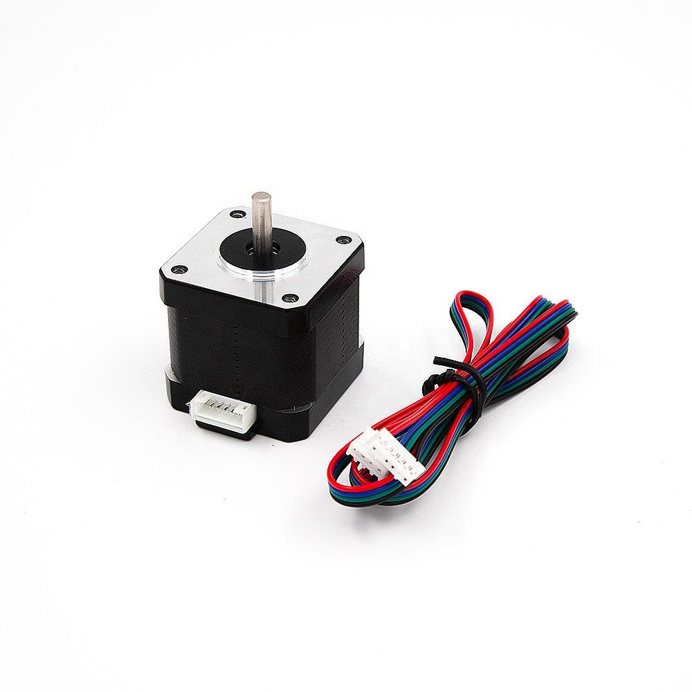 BACHIN high quality 42stepper motor 40mm length 2 phase 4wire 1.5A nema17 1.8 degree for 3d printer parts