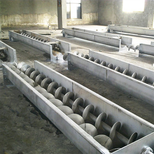 heated screw auger conveyor with a cheap price