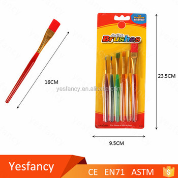 China Famous Supplier Best Oil Nylon Hair Artist Paint Brushes Buy Paint Brush Nylon Hair Artist Paint Brush Best Oil Paint Brushes Product On